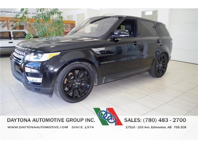 2016 Land Rover Range Rover Sport V6 SE (Stk: 7974) in Edmonton - Image 1 of 18