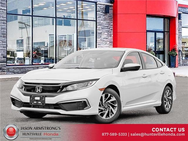 2021 Honda Civic EX (Stk: 221134) in Huntsville - Image 1 of 23