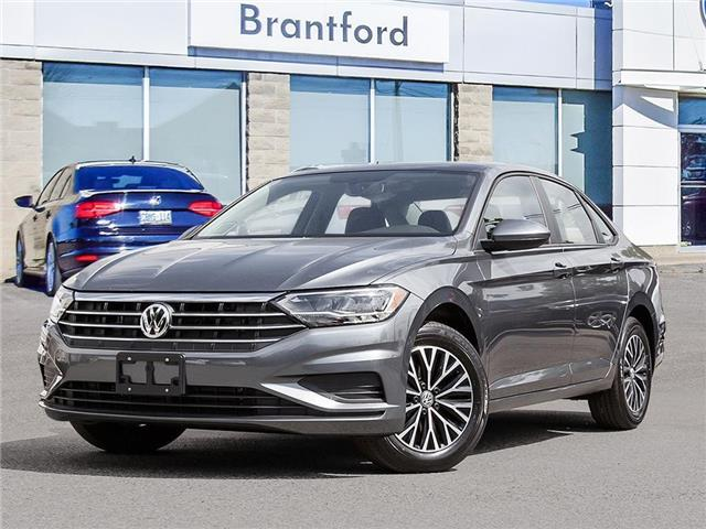 2021 Volkswagen Jetta Highline (Stk: JE21673) in Brantford - Image 1 of 23