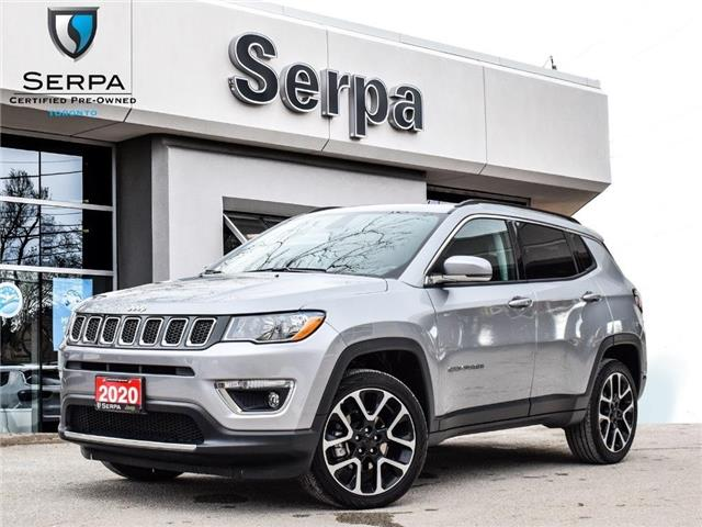 2020 Jeep Compass Limited (Stk: P9295) in Toronto - Image 1 of 28