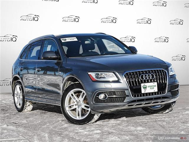 2015 Audi Q5 3.0T Technik (Stk: W0179A) in Barrie - Image 1 of 44