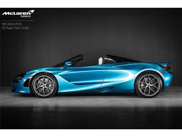 2020 McLaren 720S Spider Luxury (Stk: MV0277) in Woodbridge - Image 1 of 19