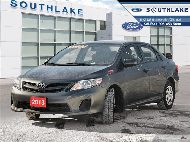2013 Toyota Corolla S (Stk: P51539) in Newmarket - Image 1 of 27