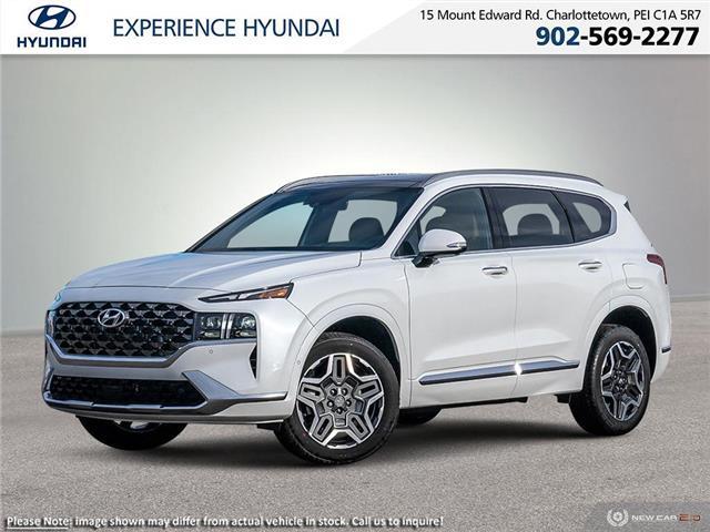 2021 Hyundai Santa Fe Ultimate Calligraphy (Stk: N1168) in Charlottetown - Image 1 of 10
