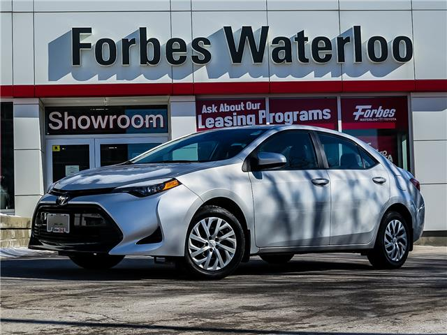2018 Toyota Corolla  (Stk: 02276R) in Waterloo - Image 1 of 24
