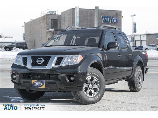 2018 Nissan Frontier PRO-4X (Stk: 734220) in Milton - Image 1 of 21