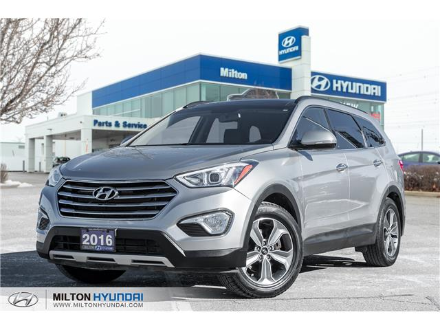 2016 Hyundai Santa Fe XL Luxury (Stk: 142349) in Milton - Image 1 of 22