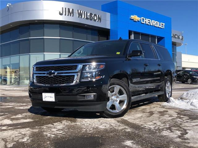 2020 Chevrolet Suburban LT (Stk: 6555) in Orillia - Image 1 of 23