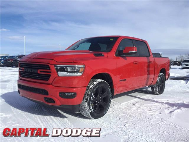 2021 RAM 1500 Sport (Stk: M00236) in Kanata - Image 1 of 26
