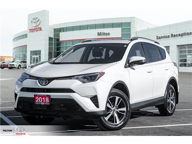 2018 Toyota RAV4 LE (Stk: 697540) in Milton - Image 1 of 20