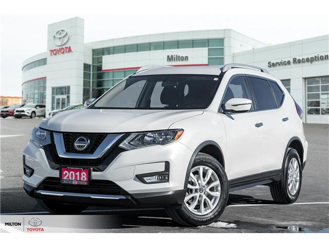 2018 Nissan Rogue SV (Stk: 824608) in Milton - Image 1 of 20