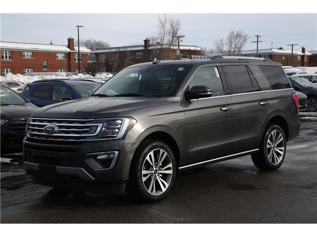 2021 Ford Expedition Limited (Stk: 2100640) in Ottawa - Image 1 of 19