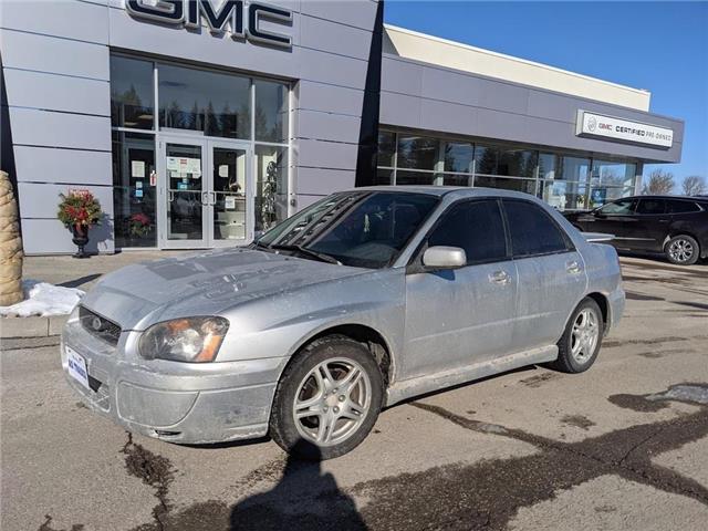 2005 Subaru Impreza  (Stk: 21073AAAA) in Orangeville - Image 1 of 18
