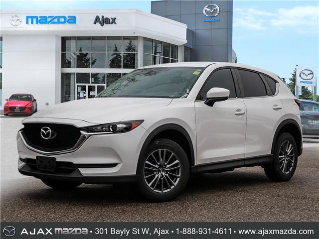 2017 Mazda CX-5 GS (Stk: 21-1149A) in Ajax - Image 1 of 27