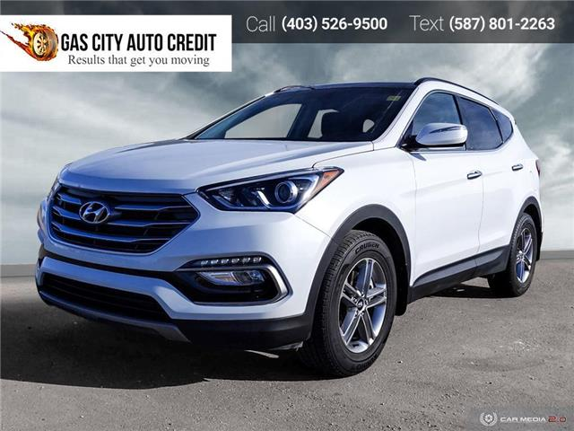 2017 Hyundai Santa Fe Sport 2.4 Luxury (Stk: 1RG4162A) in Medicine Hat - Image 1 of 25