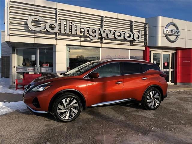 2019 Nissan Murano SL (Stk: P4815A) in Collingwood - Image 1 of 22