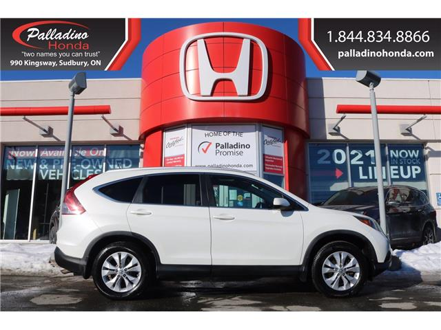 2012 Honda CR-V EX-L (Stk: BC0103A) in Greater Sudbury - Image 1 of 31