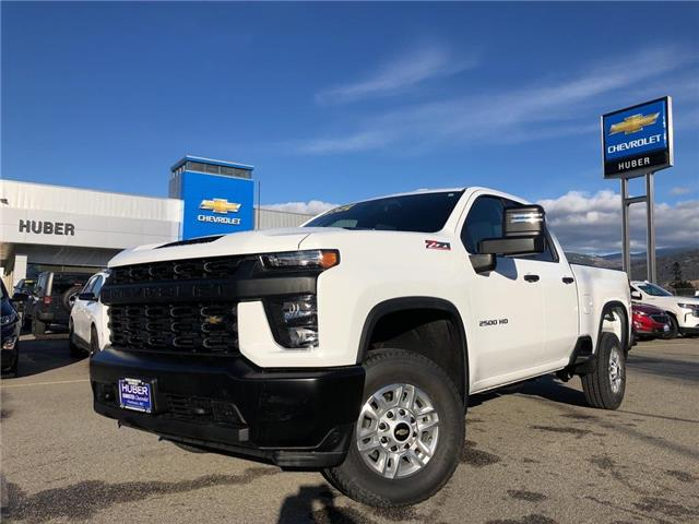 2021 Chevrolet Silverado 2500HD Work Truck (Stk: N22521) in Penticton - Image 1 of 16