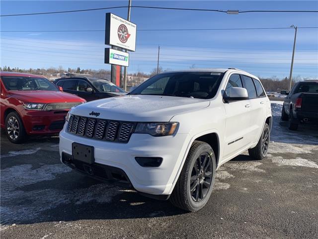 2021 Jeep Grand Cherokee Laredo (Stk: 6826) in Sudbury - Image 1 of 19