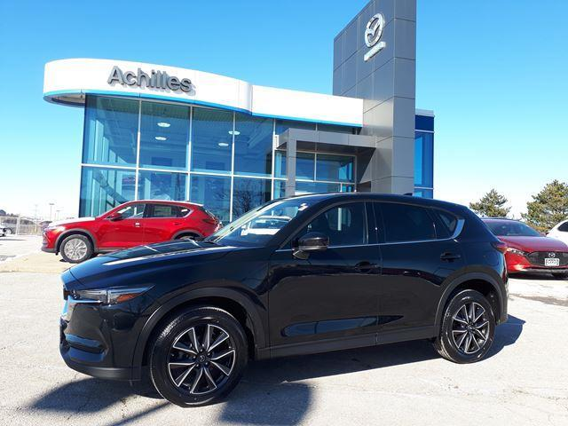 2017 Mazda CX-5 GT (Stk: P6018) in Milton - Image 1 of 12