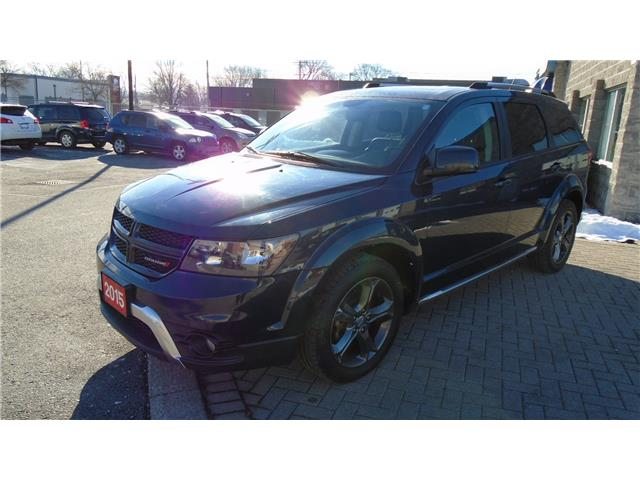 2015 Dodge Journey Crossroad (Stk: 5379A) in Sarnia - Image 1 of 14