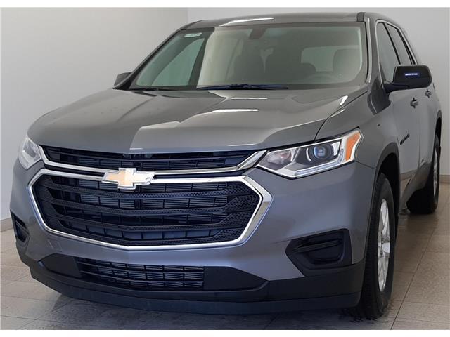 2021 Chevrolet Traverse LS (Stk: 11775) in Sudbury - Image 1 of 14