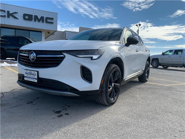 2021 Buick Envision Preferred (Stk: 47646) in Strathroy - Image 1 of 10