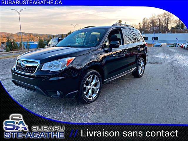 2016 Subaru Forester 2.5i Limited Package (Stk: 21-0670A) in Sainte-Agathe-des-Monts - Image 1 of 20