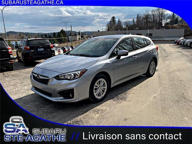 2017 Subaru Impreza Touring (Stk: A3254) in Sainte-Agathe-des-Monts - Image 1 of 17