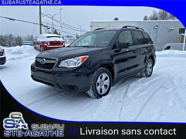 2016 Subaru Forester 2.5i (Stk: 21-0784A) in Sainte-Agathe-des-Monts - Image 1 of 1
