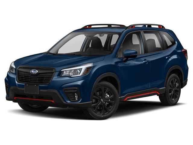 2021 Subaru Forester Sport (Stk: 21-0848) in Sainte-Agathe-des-Monts - Image 1 of 9