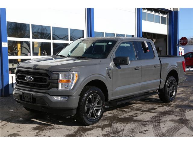 2021 Ford F-150 XLT (Stk: 2100450) in Ottawa - Image 1 of 18