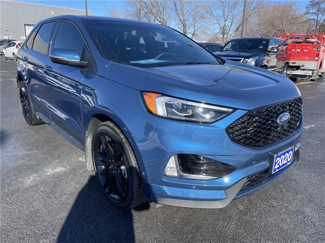 2020 Ford Edge ST (Stk: 21022A) in Cornwall - Image 1 of 30