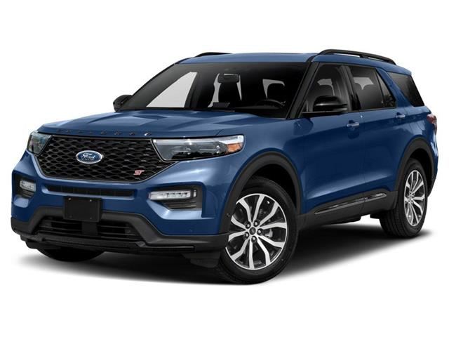 2021 Ford Explorer ST (Stk: EX21-74172) in Burlington - Image 1 of 9