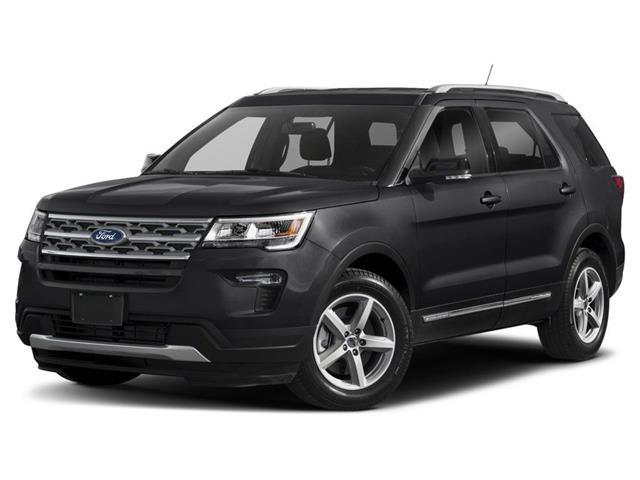 2019 Ford Explorer Platinum (Stk: 19-66260-L) in Burlington - Image 1 of 9