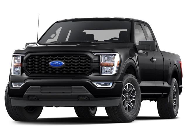 2021 Ford F-150 XLT (Stk: F121-35685) in Burlington - Image 1 of 2
