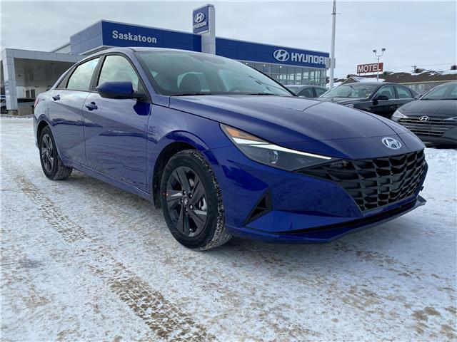 2021 Hyundai Elantra Preferred (Stk: 50198) in Saskatoon - Image 1 of 12