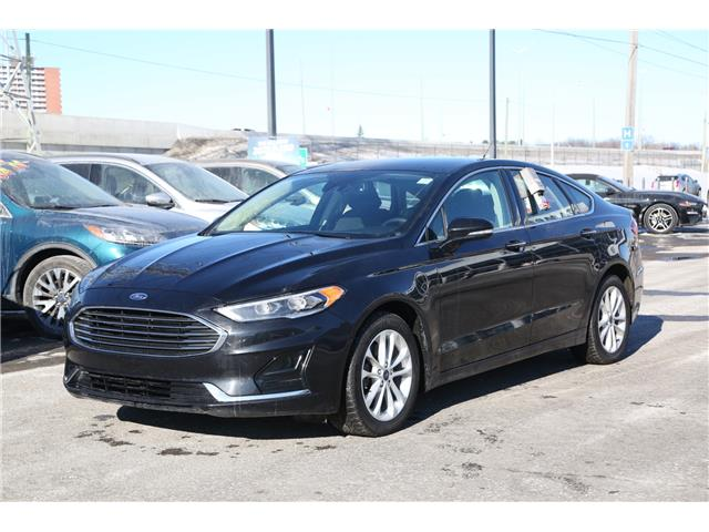 2019 Ford Fusion Energi SEL (Stk: 959500) in Ottawa - Image 1 of 17