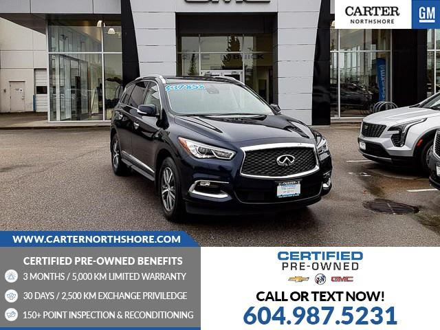 2019 Infiniti QX60 Pure (Stk: 974711) in North Vancouver - Image 1 of 30