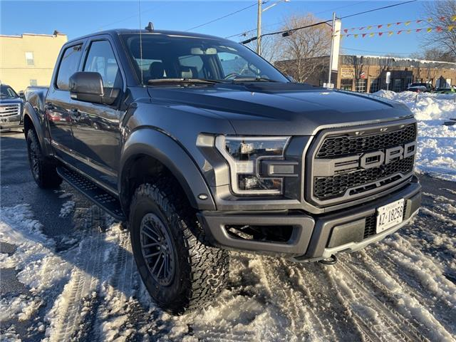2020 Ford F-150 Raptor (Stk: J1407A) in Cornwall - Image 1 of 28