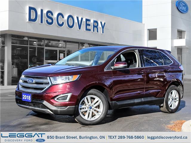 2018 Ford Edge SEL (Stk: 18-82510-L) in Burlington - Image 1 of 22