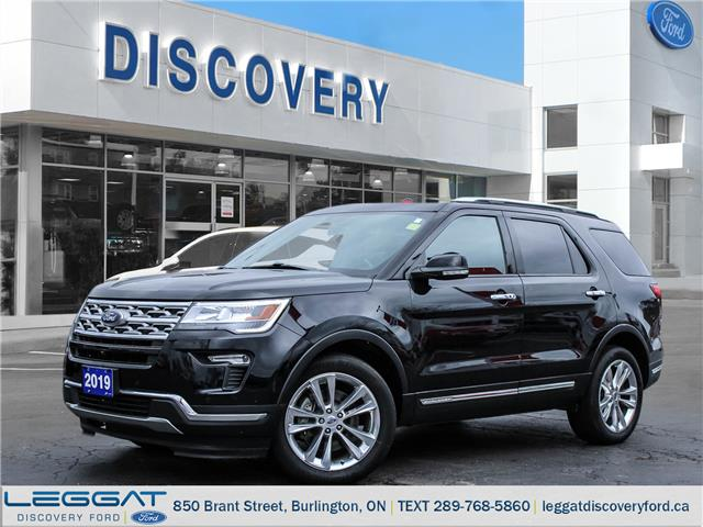 2019 Ford Explorer Limited (Stk: 19-20511-A) in Burlington - Image 1 of 24