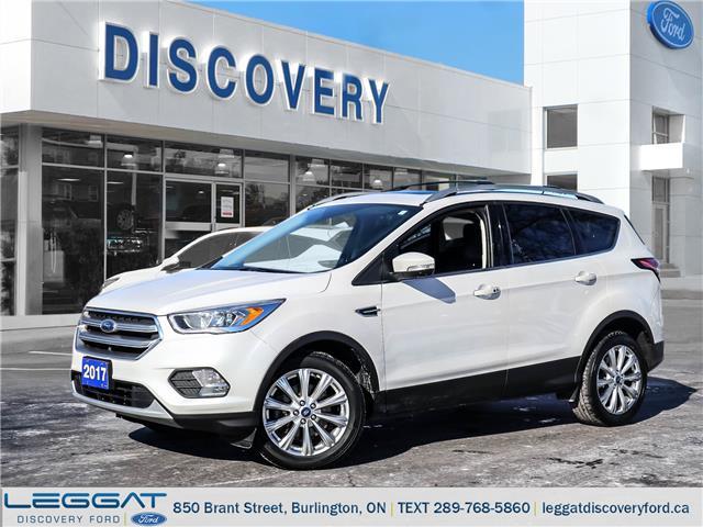 2017 Ford Escape Titanium (Stk: 17-81118-L) in Burlington - Image 1 of 30
