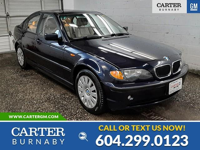 2003 BMW 320i  (Stk: C1-38301) in Burnaby - Image 1 of 20