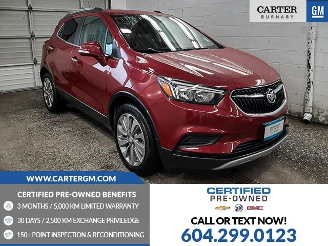 2019 Buick Encore Preferred (Stk: E1-39281) in Burnaby - Image 1 of 22