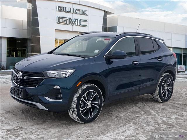 2021 Buick Encore GX Select (Stk: G21416) in Winnipeg - Image 1 of 25