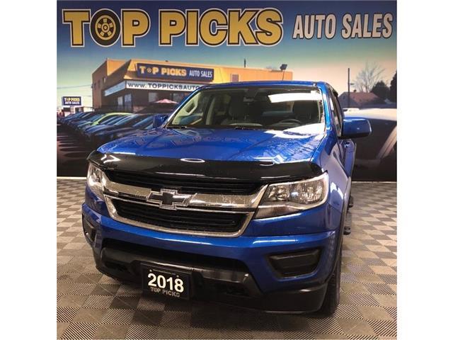 2018 Chevrolet Colorado WT (Stk: 120319) in NORTH BAY - Image 1 of 26