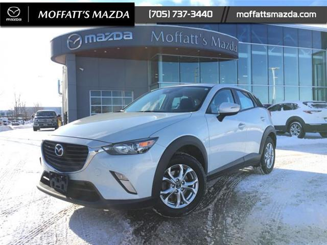 2018 Mazda CX-3 GS (Stk: 28888) in Barrie - Image 1 of 22