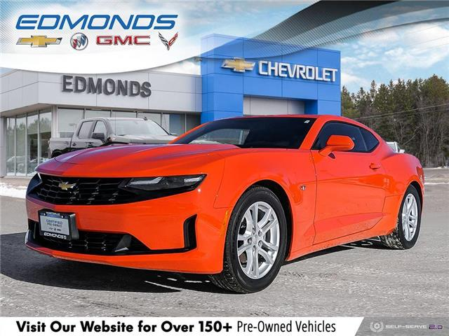 2019 Chevrolet Camaro 1LS (Stk: P1274) in Huntsville - Image 1 of 27
