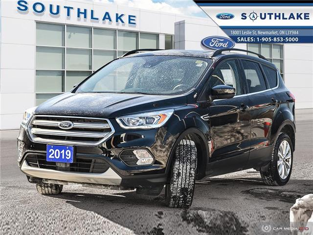 2019 Ford Escape SEL (Stk: P51550) in Newmarket - Image 1 of 27
